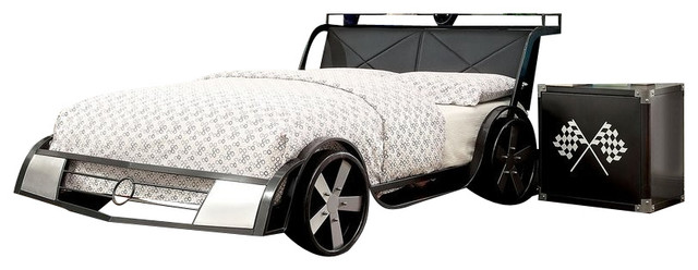Contemporary Kids Beds on Race Car Trundle Beds
