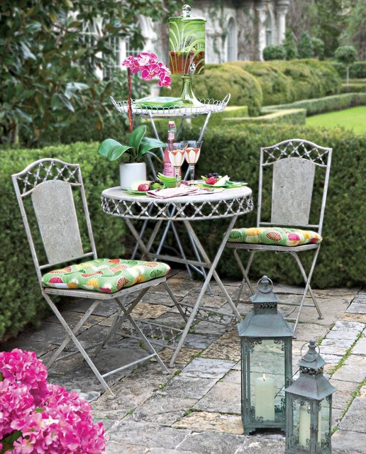 Bordeaux Bistro Table And Chair Set Outdoor Pub And Bistro Sets
