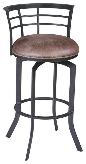 Counter Height Modern Stools : ... Counter-Height Bar Stool, Tobacco modern-bar-stools-and-counter-stools