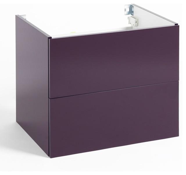 Meuble console contemporain conceptions de maison for Console de salle de bain