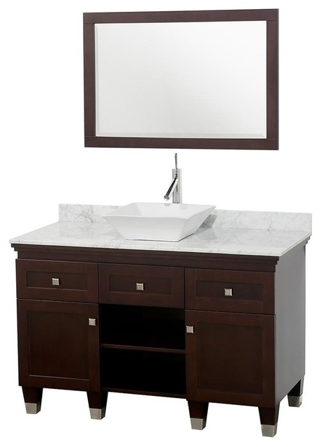 Eco Friendly Modern Bathroom Vanity Contemporary Bathroom Vanities And Sink Consoles By