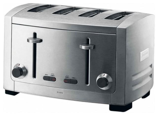 Ge 4 Slice Toaster ~ Sunbeam cafe series slice toaster