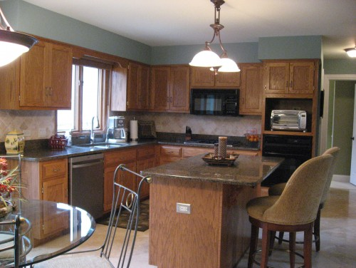 Please Help With My 90 S Kitchen I Don T Want To Replace