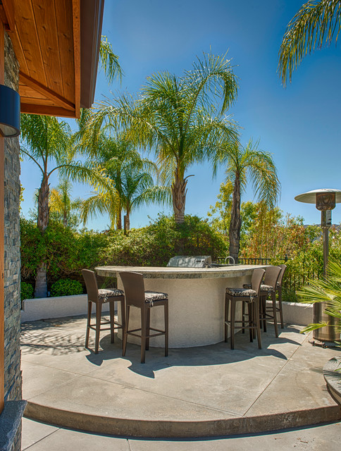 Luxury Outdoor Patio Cover Modern Los Angeles By