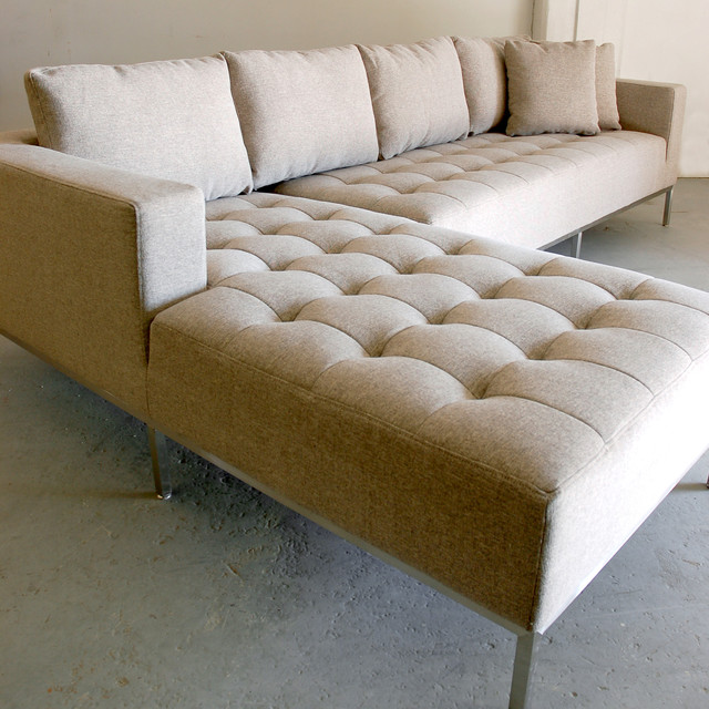 Carter Sectional By Gus Modern Direct Furniture
