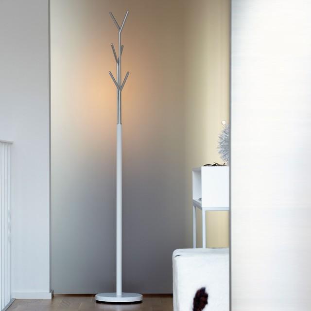 london garderobenst nder bauhaus look garderoben. Black Bedroom Furniture Sets. Home Design Ideas