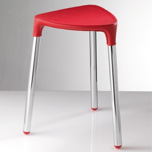 Yannis Bathroom Stool Modern Vanity Stools And Benches