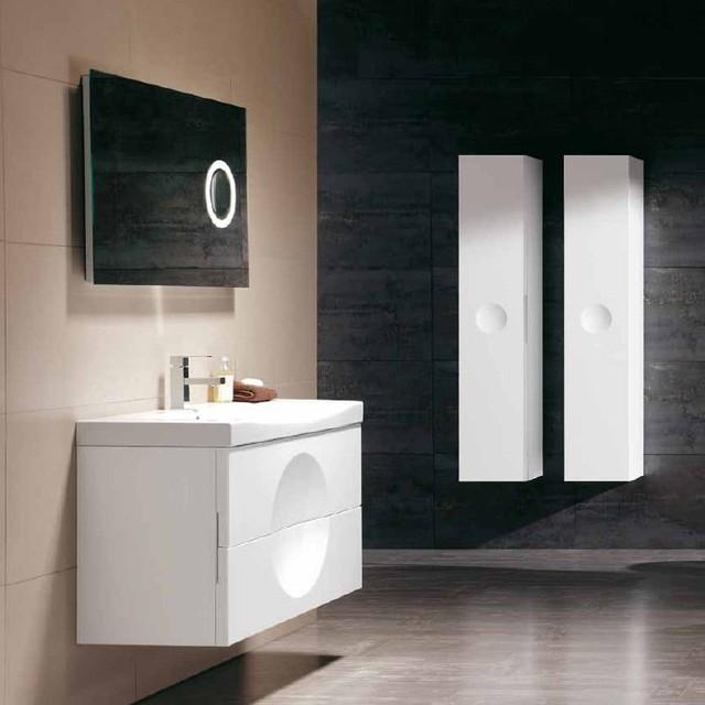 Llum modern bathroom vanities and sink consoles for Bathroom consoles and vanities
