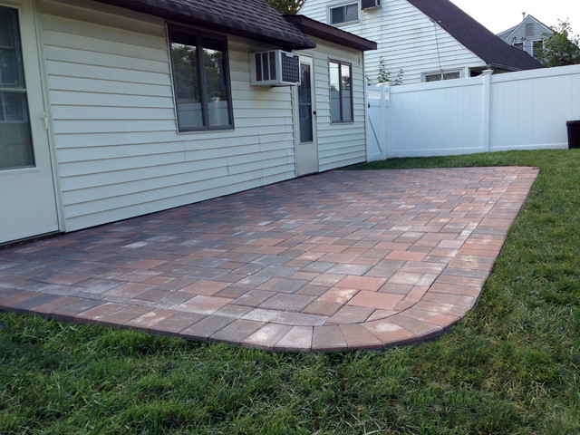 Outdoor Pavers New Zealand : Pavers patio