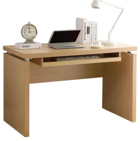 Computer desk 48 l maple meuble bureau et secr taire for Meubles maple