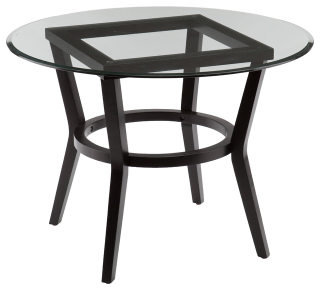 Upton Home Sullivan Dining Table Contemporary Dining Tables By