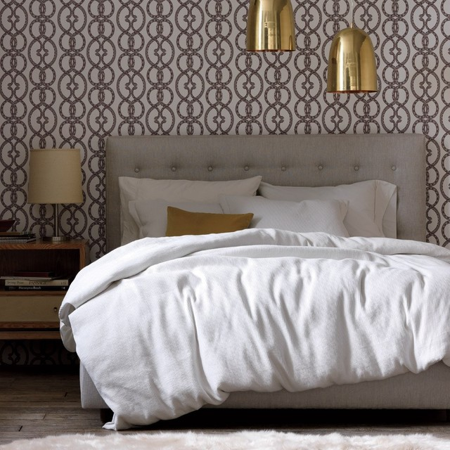 dwellstudio ripple pearl duvet cover set traditional duvet covers and