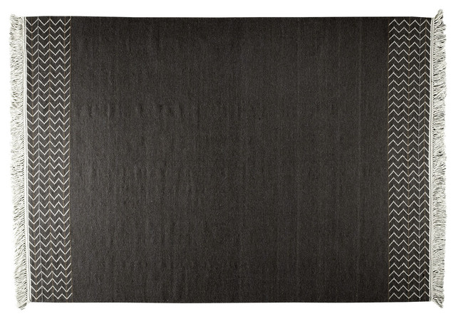 Mat the basics valparaiso grey rug modern rugs los for Modern rugs los angeles