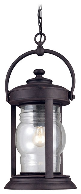 Station Square Collection 24 High Outdoor Hanging Light
