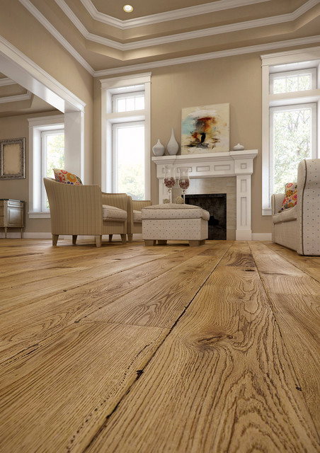 Old Painter s Dream Timeless Collection Farmhouse Engineered Wood Fl
