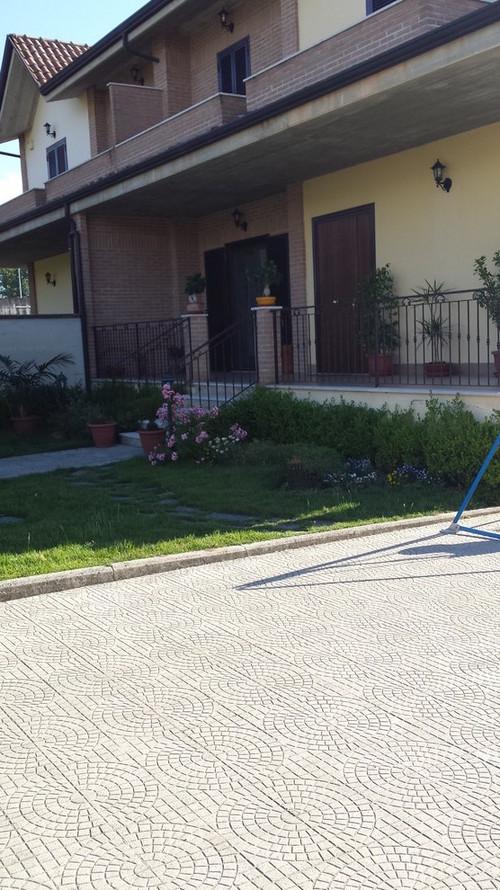 Colori giusti per l 39 esterno della mia abitazione for Case colorate esterni