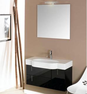 Unique Modern Vanity Set Modern Bathroom Vanities And Sink Consoles Philadelphia By