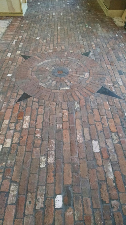 Reclaimed Brick Veneer Floors Any First Hand Experience