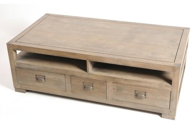 les tables basses grises campagne table basse other metro par beldeko. Black Bedroom Furniture Sets. Home Design Ideas