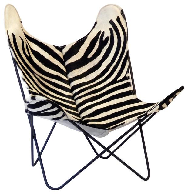 le fauteuil aa en peau de vache z br e contemporain fauteuil other metro par airborne. Black Bedroom Furniture Sets. Home Design Ideas