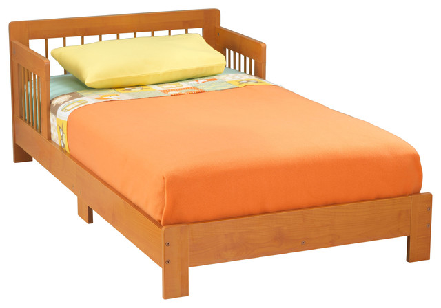 Houston Toddler Bed Honey