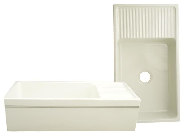 Apron Front Bathroom Sink : All Products / Bathroom / Bathroom Sinks