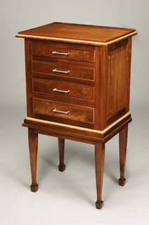Silver Chest Traditional Furniture Charleston By