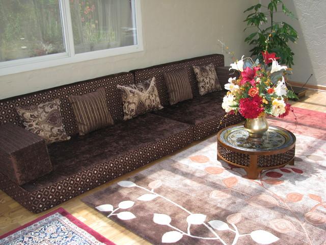 Majlis Design Floor Seating