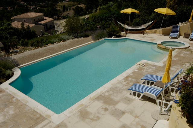 Piscines d bordement contemporary pool other by for Piscine a debordement