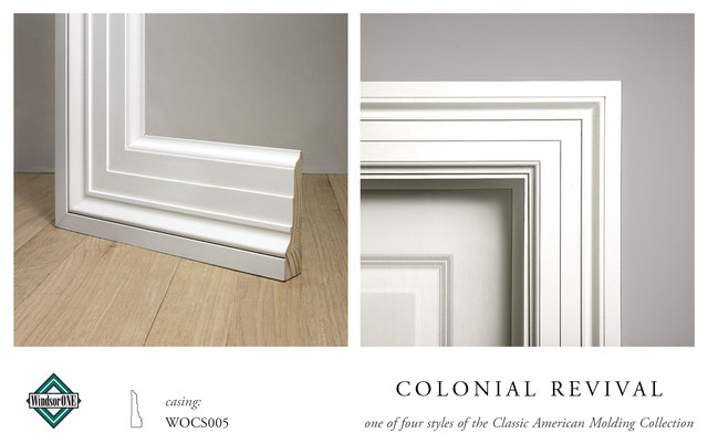 Windsorone Colonial Revival Casing Traditional Molding