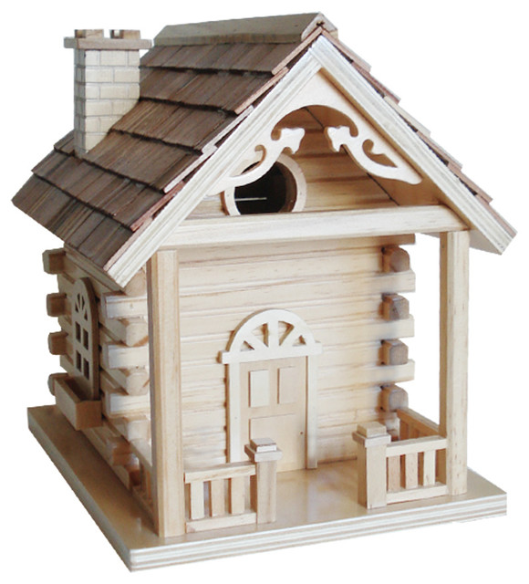 Rustic Bird House Design Home Design And Style