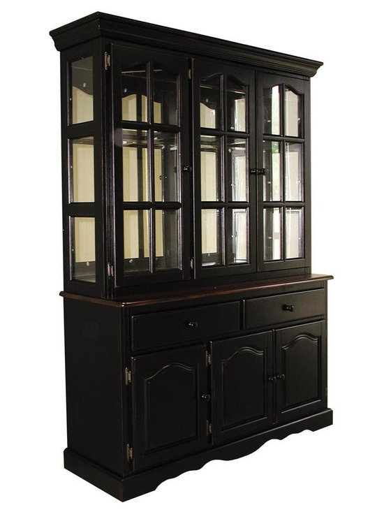 China Cabinets & Hutches: Find Curio Cabinets and Kitchen Hutch Designs Online