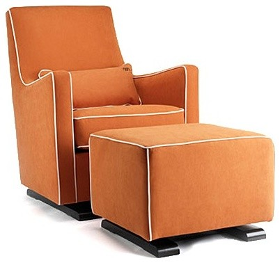 luca glider moderne fauteuil d 39 allaitement. Black Bedroom Furniture Sets. Home Design Ideas