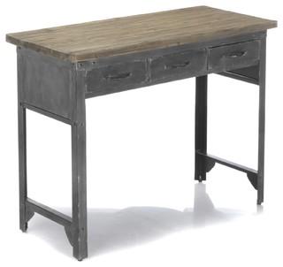 jackson bureau industriel industriel meuble bureau et secr taire par alin a mobilier d co. Black Bedroom Furniture Sets. Home Design Ideas