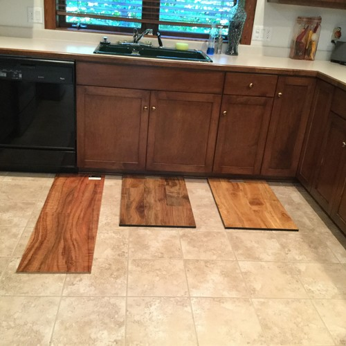 Wood floor color selection for Color of hardwood floors
