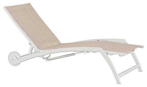 Kettler avance outdoor sunlounger modern outdoor for Chaise kettler