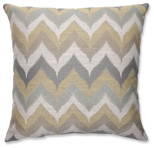 Scandinavian Design Throw Pillows : Kosala Mist Throw Pillow, 18