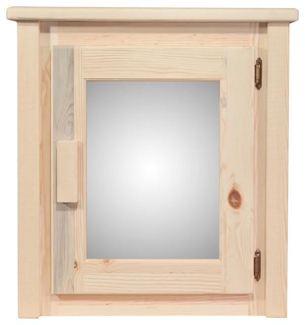 Rustic Medicine Cabinets For The Bathroom Home Design 2017