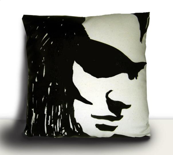 Eclectic Pillows : Morrissey Pillow - Eclectic - Decorative Pillows - by claudiabrownshop.bigcartel.com