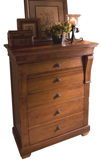 Kincaid Tuscano Solid Wood Drawer Chest Traditional Furniture By Bedroom Furniture Discounts