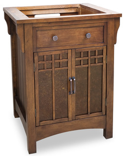Wooden vanity traditional bathroom vanities and sink consoles by simply knobs and pulls - Simply design a bathroom vanity with five steps ...