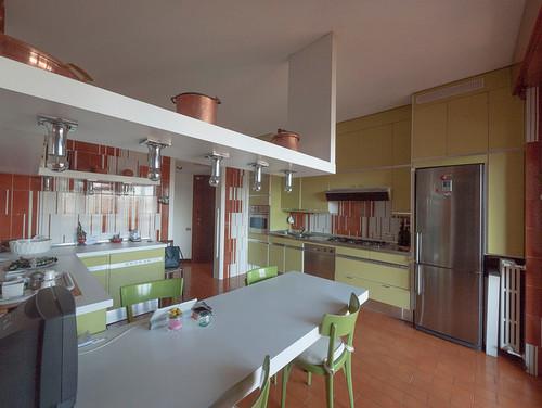 Gli anni '70 - restyling di un appartamento milanese
