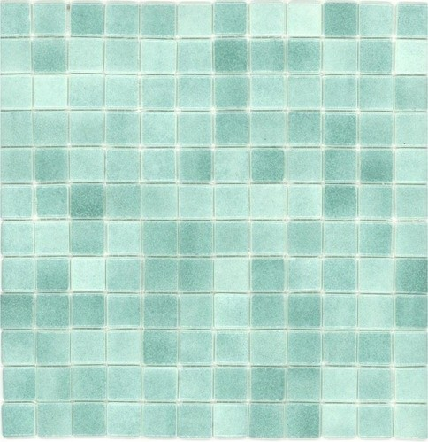 Elida Ceramica Recycled Mosaic Artic Green Glass Wall Tile Contemporary Mosaic Tile By Lowe 39 S