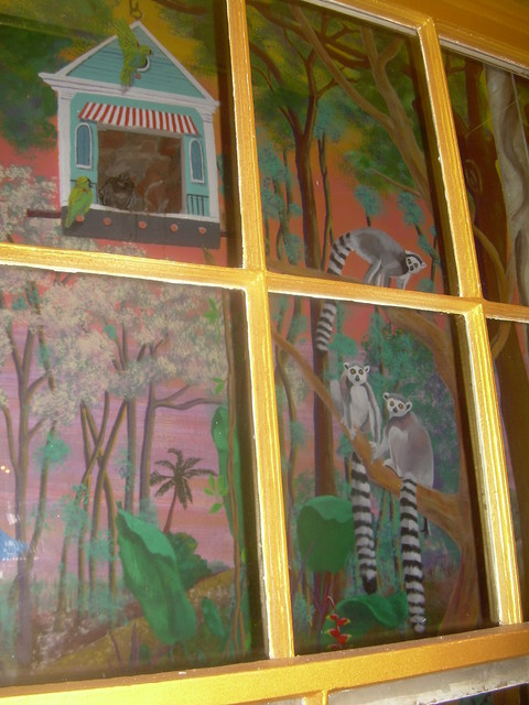 French Quarter Jungle Mural Eclectic new orleans by