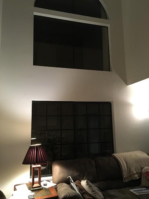 Window treatments help!
