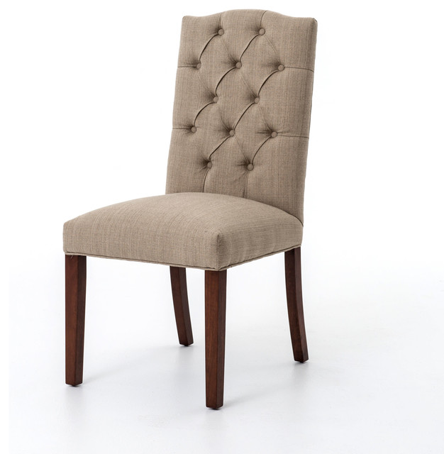 Four Hands Jackie Dining Chair Traditional Dining