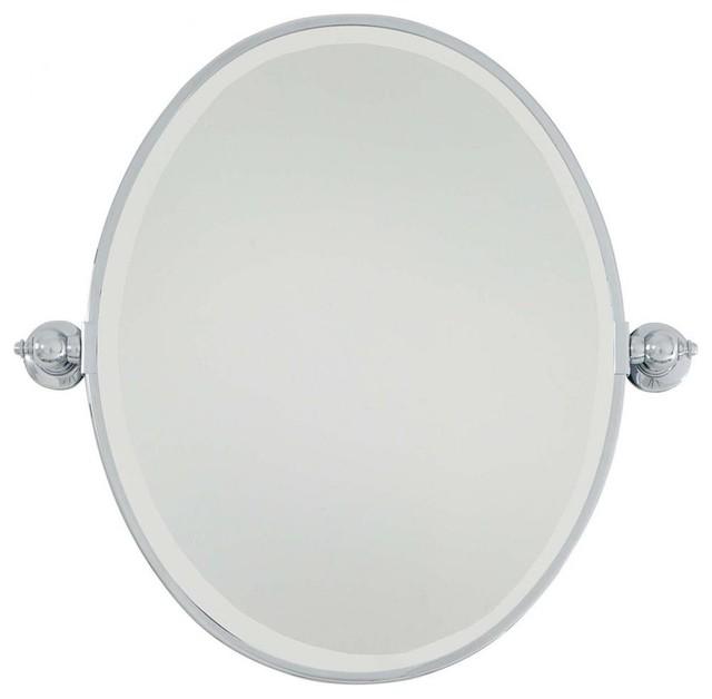 Minka Lavery Pivot Mirrors Oval Mirror Traditional