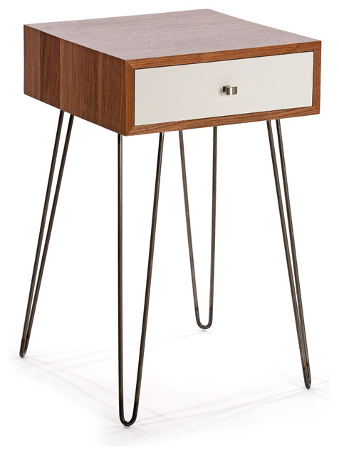 ... Image Result For Curved Nightstand End Table ...