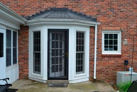 Bay And Bow Windows Screen Doors Louisville By