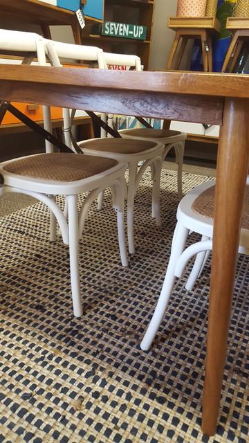 Retro perth wa scandinavian dining tables perth by perth furniture emporium - Scandinavian furniture perth ...